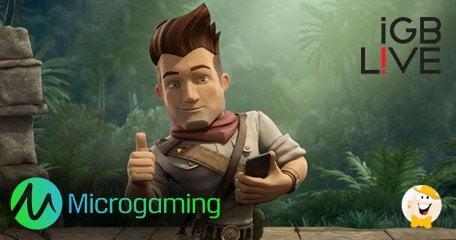 Microgaming Brings Back Popular Character Jungle Jim!