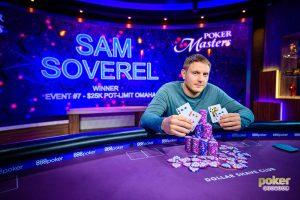 Sam Soverel Triumphs In #7 2019 Poker Master