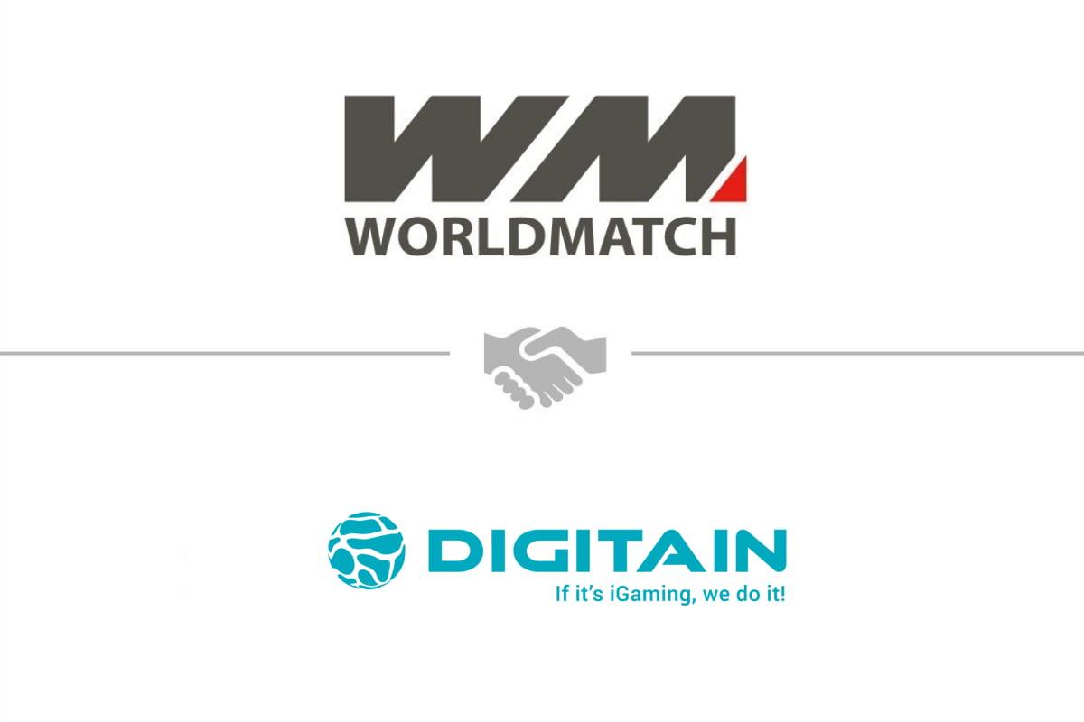 Digitain Inks New Partnership With WorldMatch