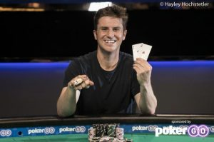 2019 Poker Masters Event #1 Title Goes To Issac Baron