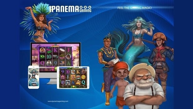 Caleta Joins Copacabana To Launch Ipanema Gaming