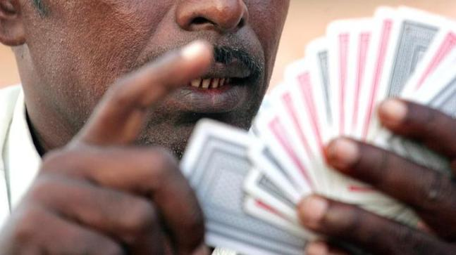 Indian Man Loses His Wife To Betting Debt