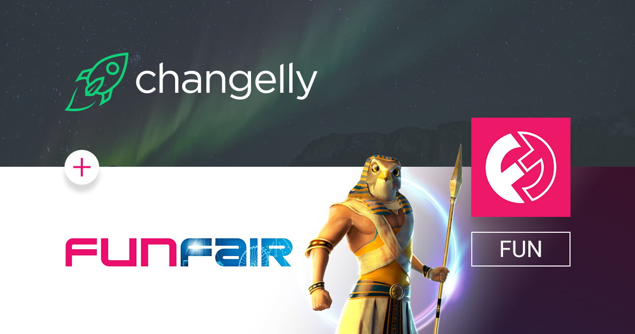 FunFair Goes Live With Changelly Cryptocurrency Exchange