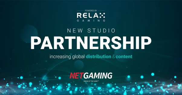 Relax Enters Platform-to-Platform Agreement With NetGaming