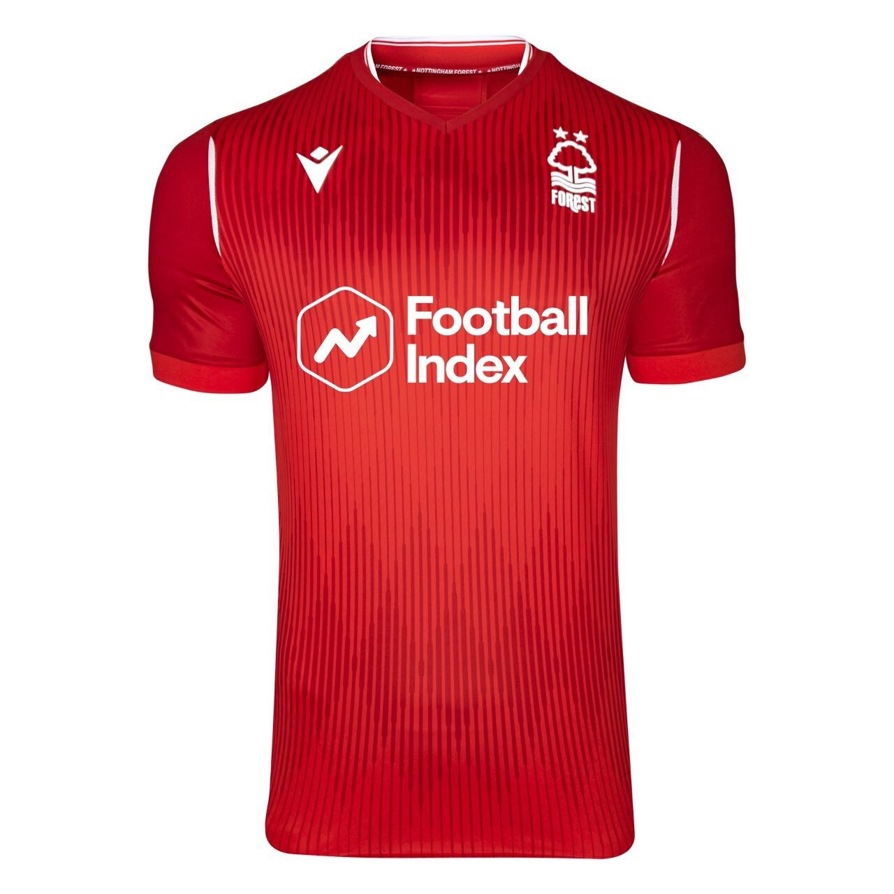 Football Index To Replace Logo With Responsible Gambling Image On Nottingham Forest shirt