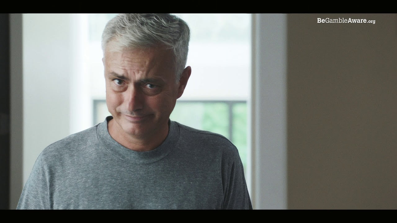 New Spurs Positions Prompts Jose Mourinho Paddy Power Ad Questions