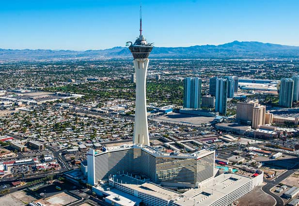 Upgrades To Stratosphere Casino Expected By End Of Year
