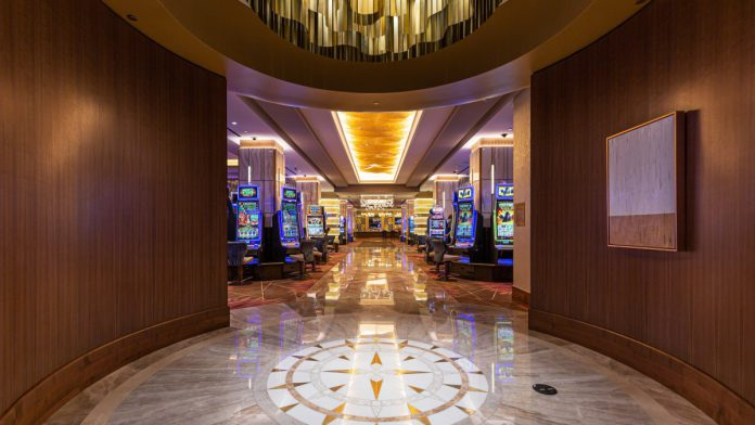 San Manuel Open Latest High-Limit Gaming Space