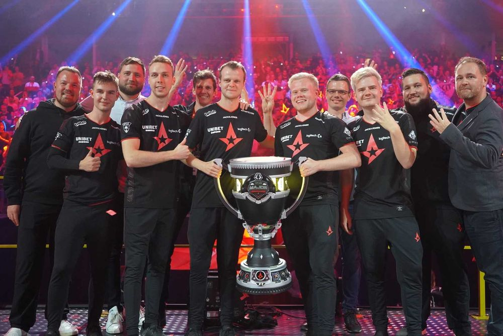 Danish eSports Company Astralis Looks To Go Public