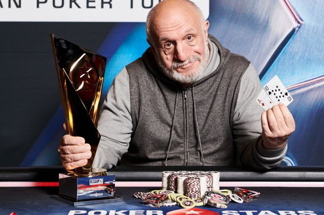 Semen Kravets Wins 2019 EPT Prague National For €262,309