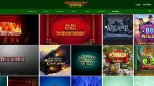 Scientific Games And Gamesys Introduce Their Rainbow Riches Casino