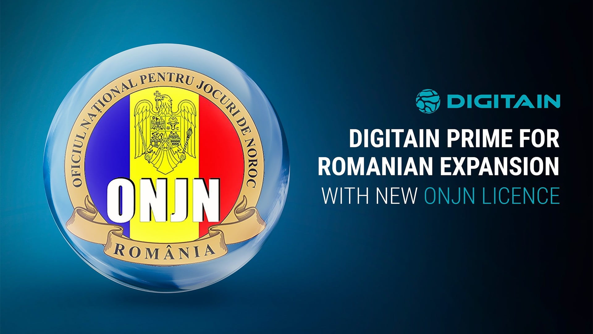 Digitain Granted Romanian National Gambling Office Licence