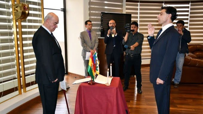 Juan Carlos Antonio Abrego Announced As New Gaming Control  General