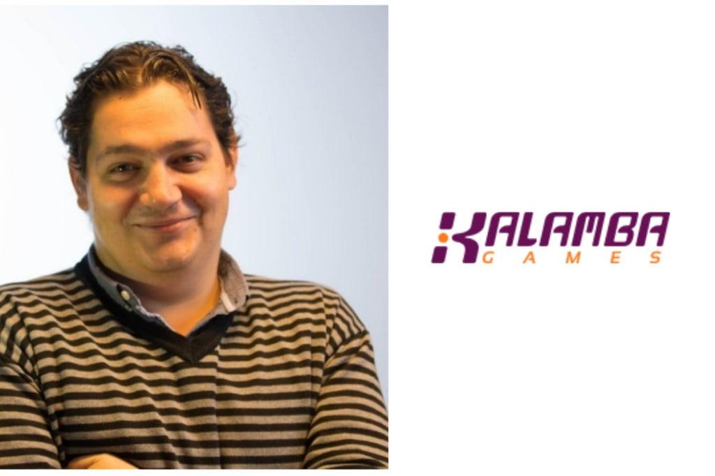 Tamas Kusztos Joins Kalamba Games In Head Sales Role