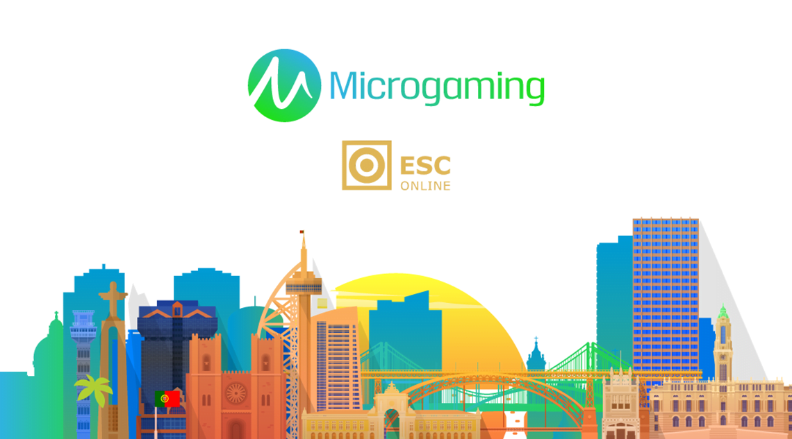 Microgaming Announce Further European Expansion With ESC Online