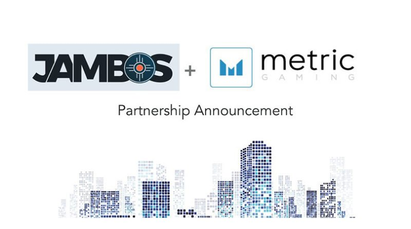 Metric Gaming And JAMBOS Pair Up On US Market Opportunities