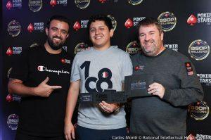 Sebastian Gaviño Wins PokerStars Platinum Pass In Brazilian Series
