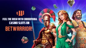 BetWarrior Pursues Growth After Linking Endorphina