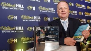 Duncan Hamilton First 3x Winner Of William Hill SBOTY Award