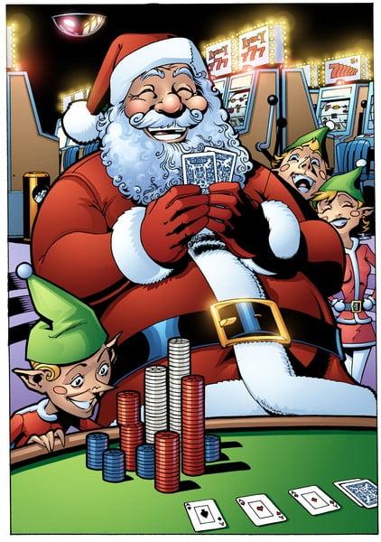 Martin Lycka: My letter to Gambling Santa