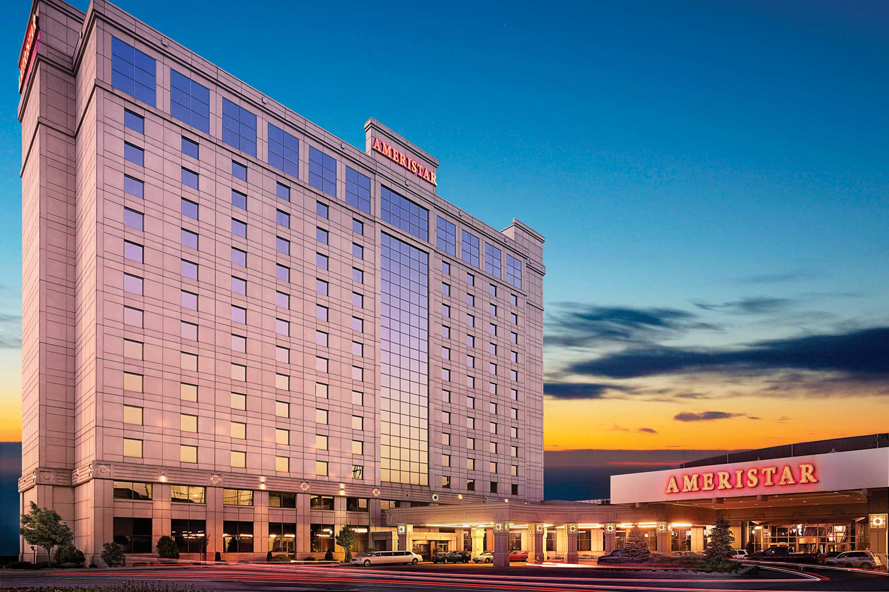 Ameristar Adds Live Table Games And Slots To Sportsbook Pavilion
