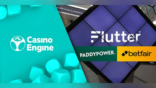 Flutter Recruits CasinoEngine To Boost Regulated Market