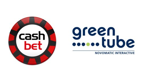 Greentube Extends Partnership With CashBet
