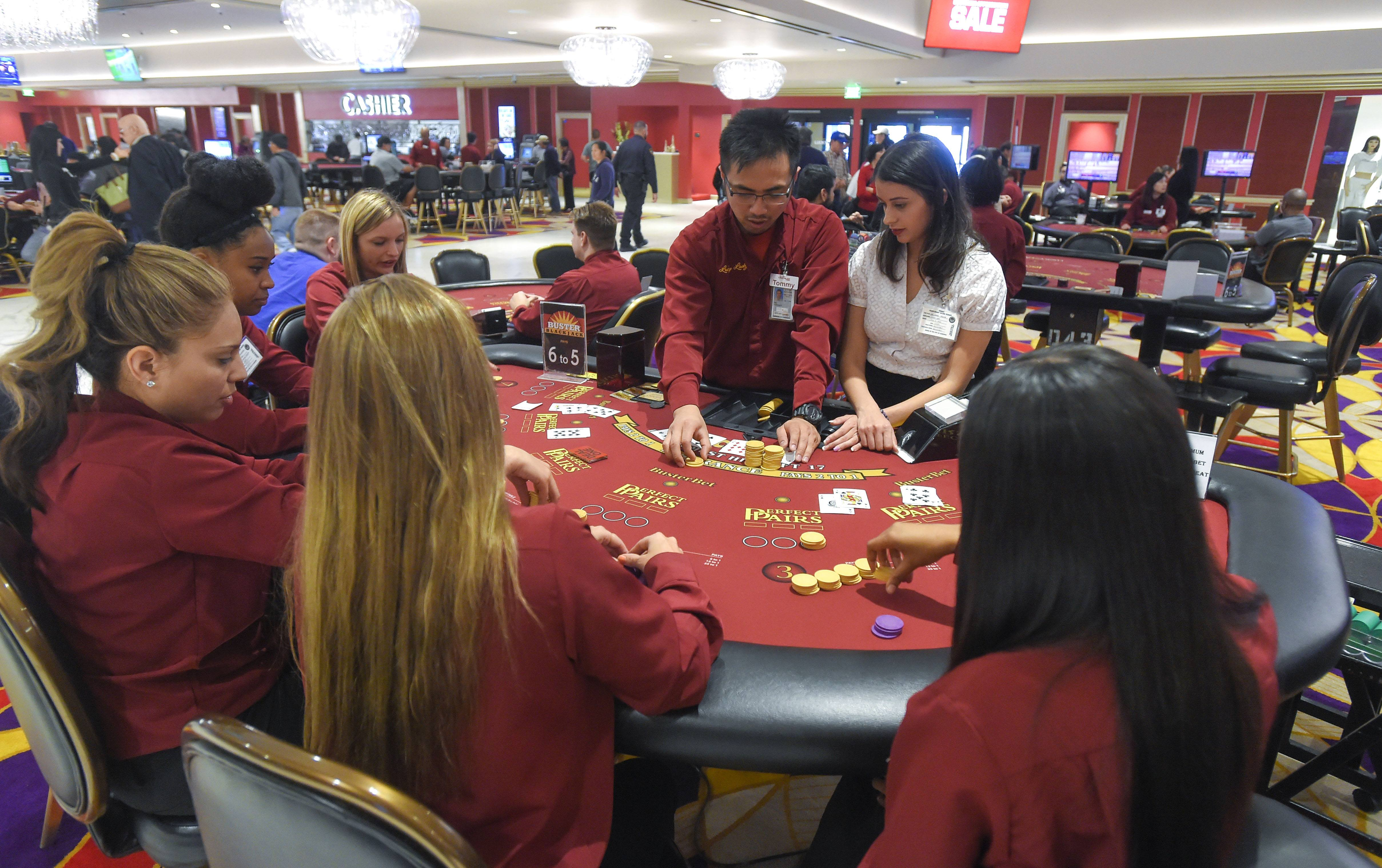 Californian Cardrooms Reject Player Banked Rule Changes