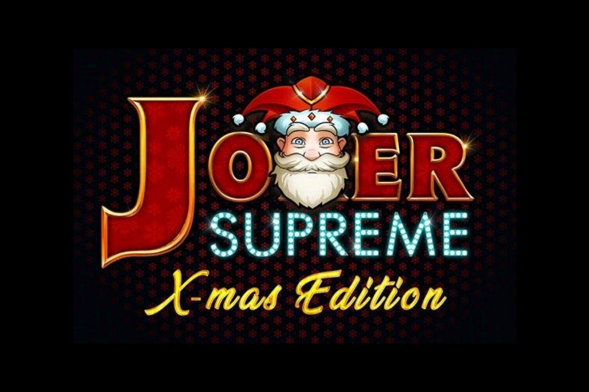 Kalamba Games Release Joker Supreme X-mas Edition