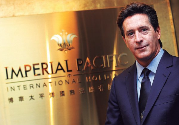 CEO Mark Brown Leaves Saipan Casino Imperial Pacific