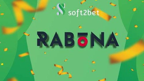 Soft2Bet Rolls-Out Rabona – It's Sixth Online Sportsbook