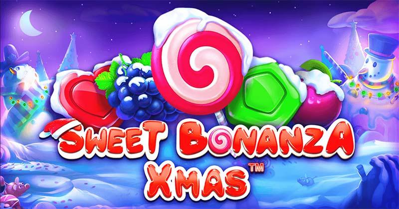Pragmatic Play Releases It's Festive 'Sweet Bonanza Xmas' Game