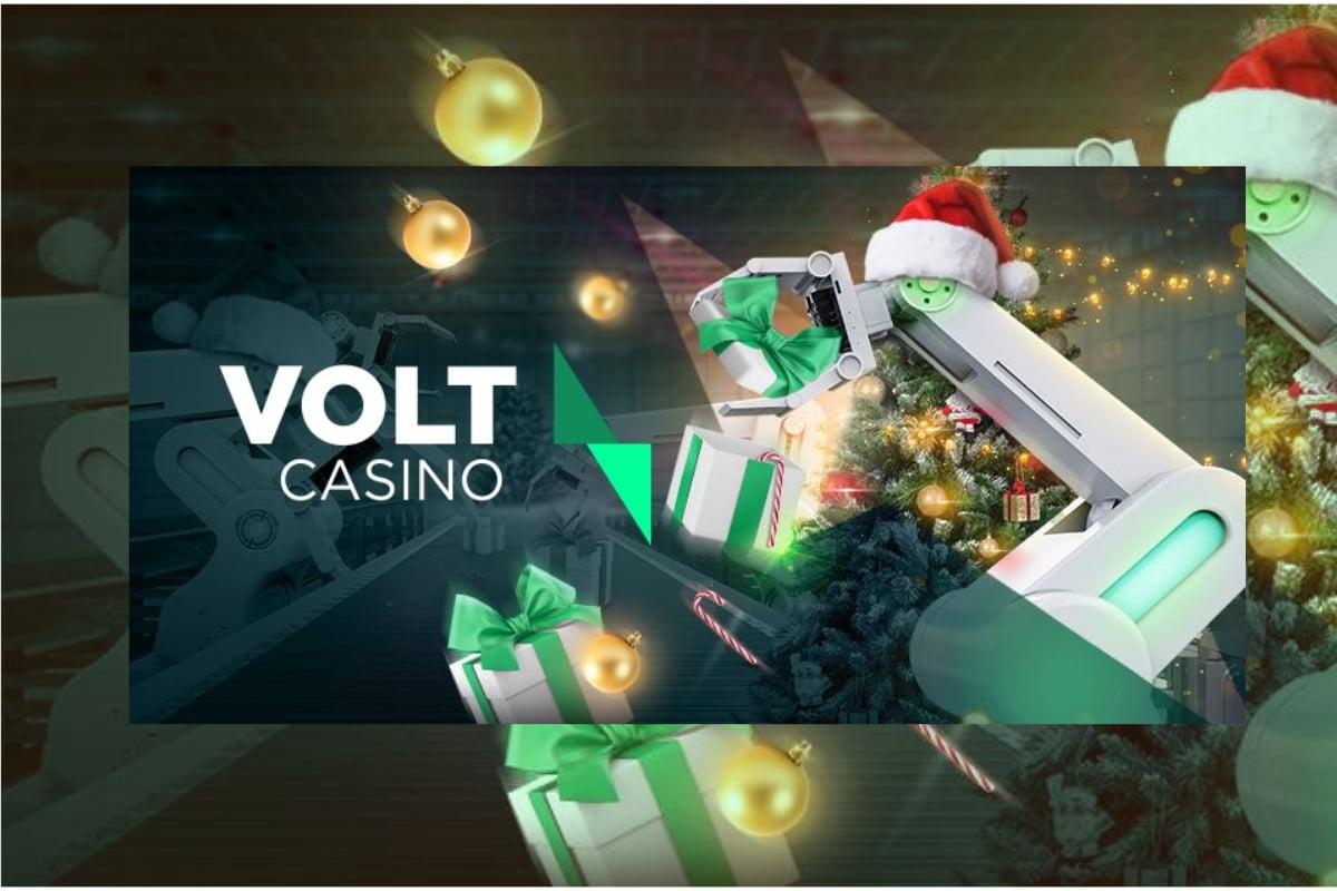Volt Casino Releases Voltmas Workshop Christmas Calendar