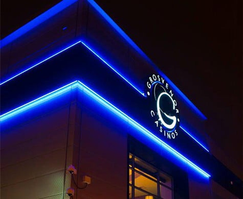Grosvenor Drives The Rank Group's H1 Growth