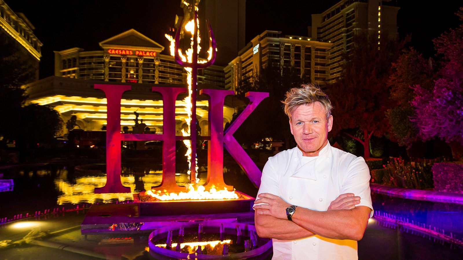 Celebrity Chef Gordon Ramsay Plans On Launching Online Casino Games