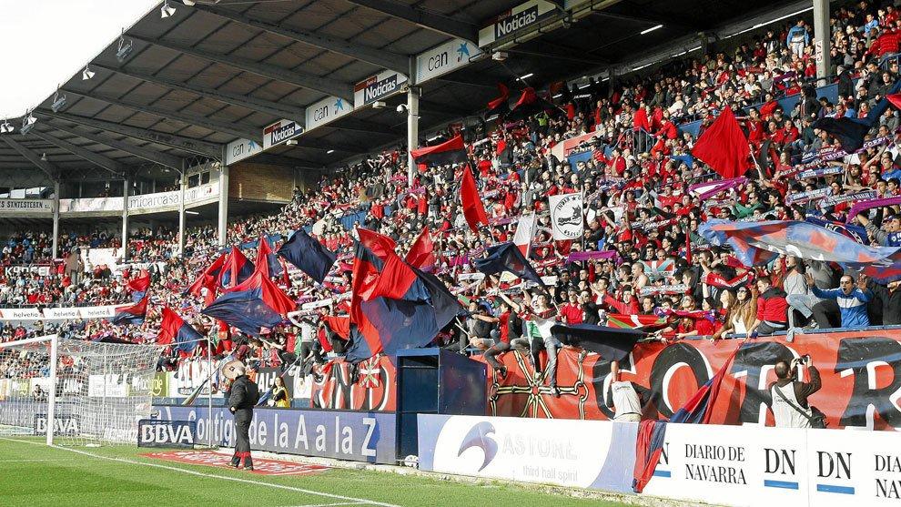 Osasuna Club Members On Trial For La Liga Match Fixing