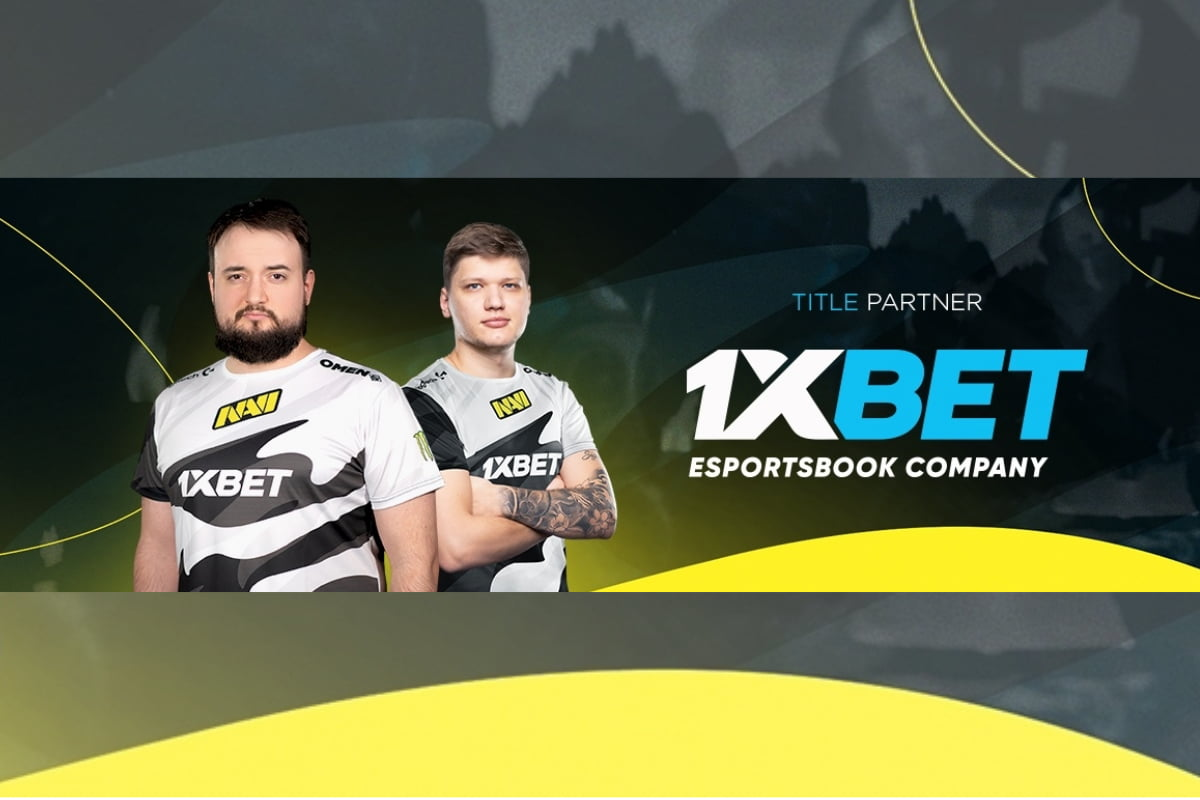 1XBet Signs eSports Deal With Ukraine's NAVI