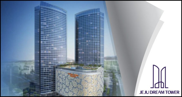 Licence Evaluation Of Jeju Dream Tower Taking Place