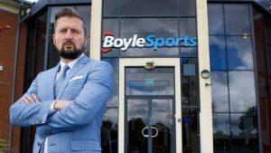 BoyleSports Buys 35 William Hill Betting Shops