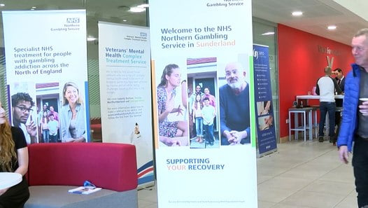NHS's Norther Gambling Service Opens Sunderland Facility