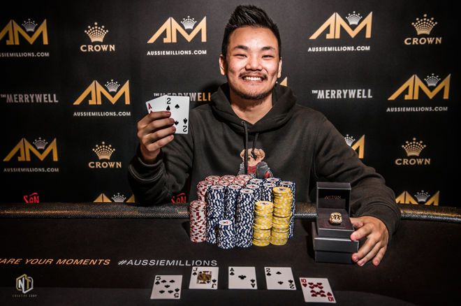 Jo Snell Takes Aussie Millions Championship Ring And A$341,325