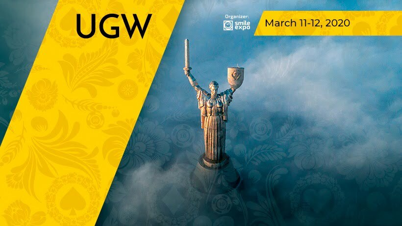 UGW 2020 First Programme To Revive Ukraine's Gaming Industry