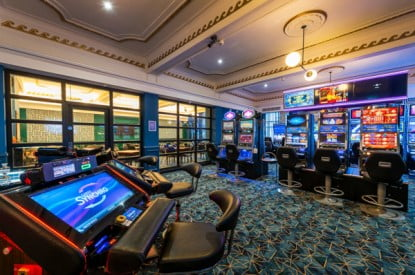 Genting Completes £1.6m Glasgow Casino Refurbishment
