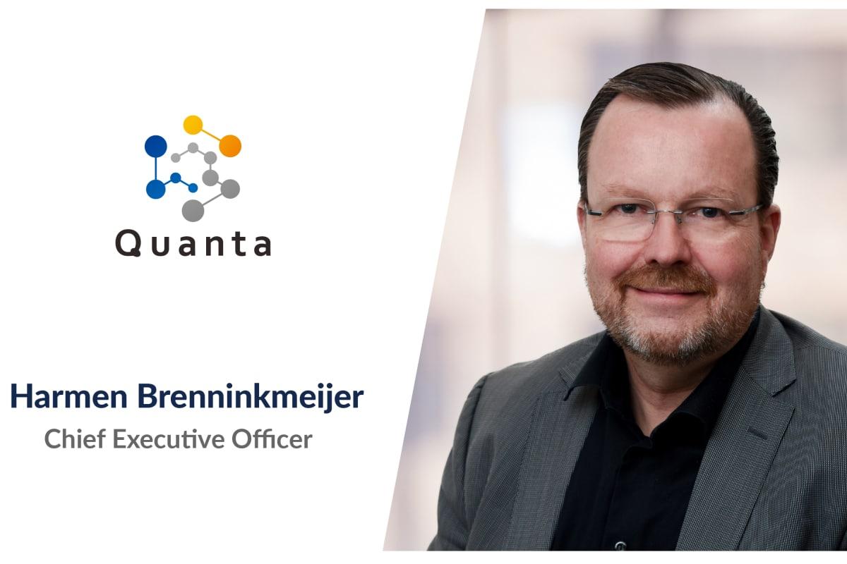 Quanta Announce Appointment Of Harmen Brenninkmeijer