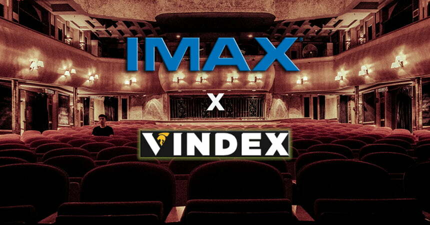 Vindex Links Up With IMAX For eSports Theatre Events
