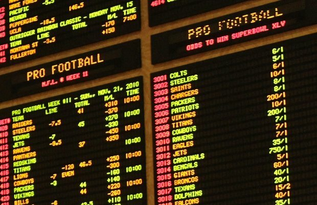 Betting on sports in nj nhl sports betting system