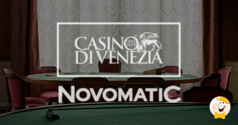 Casinò di Venezia Now Operated By Novomatic Management System