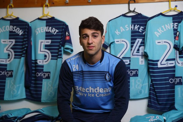 Wycombe Wanderers' Player Disciplined For 183 Bets