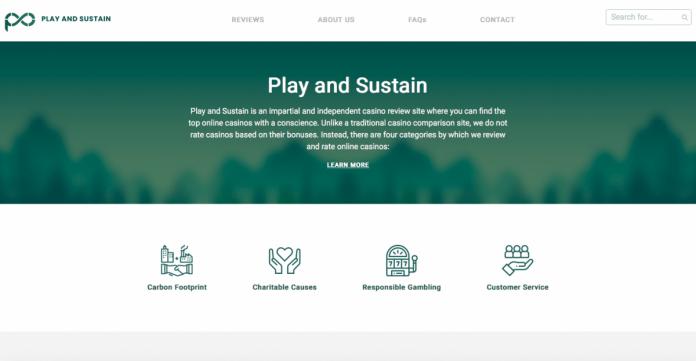 Catena Media Start Year Launching PlayandSustain.com