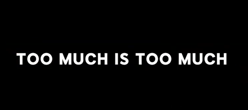 888 Launch 'Too Much Is Too Much' Social Responsibility Campaign